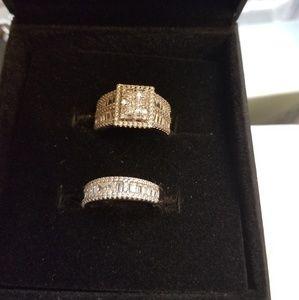 Jewelry - Wedding ring set